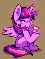 Tea Break by ChocoChaoFun