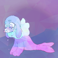 im just a small seal by pawpplio