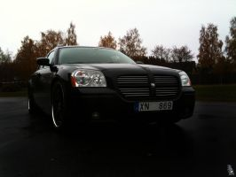 Dodge Magnum RT 5.7L V8 by wellgraphic