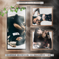 +Photopack png de Hannah Snowdon. by MarEditions1