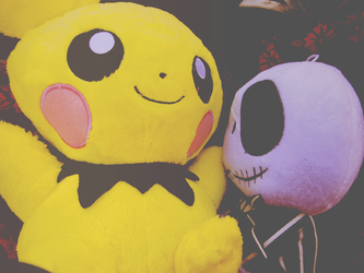 Pichu and Jack! by MegumiEvans