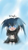 Black Rock Shooter  by KagaminoYumi