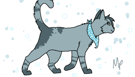 Finchwing +Gift+ by Warrior-Cats-Girl14