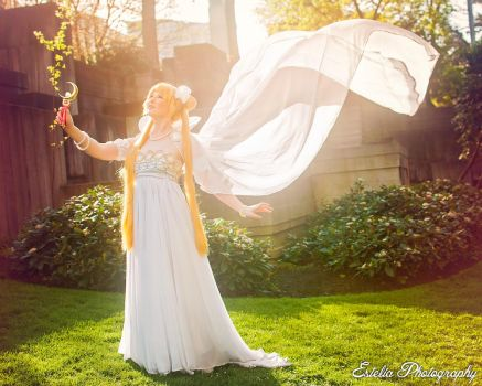 Princess Serenity by EsteliaPhotography