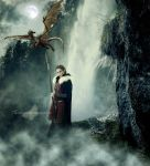 The Dragon Warrior by maiarcita