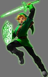 Green Lantern Link by Lord-Lycan