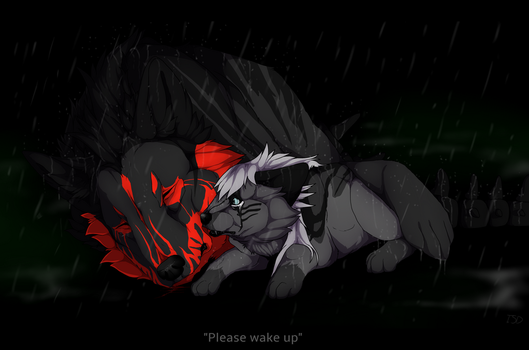 Wake up by TheSmilingDarkness