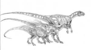 South African early jurassic by Kahless28