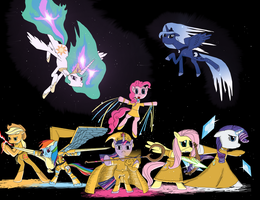 Greater Harmony: Full Group by Daaberlicious