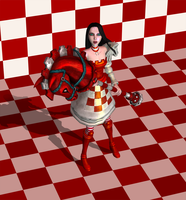 Alice Checkmate by tombraider4ever