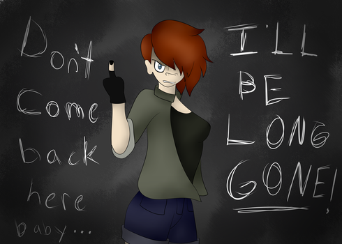 Don't Come Back by MysteryGirl226