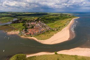 Alnmouth II by scotto