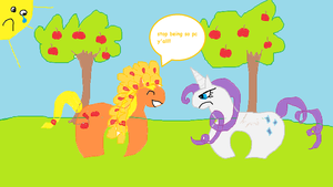 Applejack Practices Cultural Misappropriation by a-map