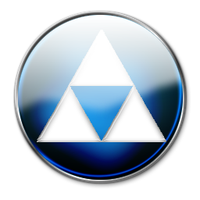 Triforce Icon by Meta-link05