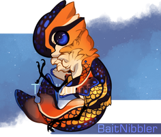 Baitnibbler by NebNomMothership