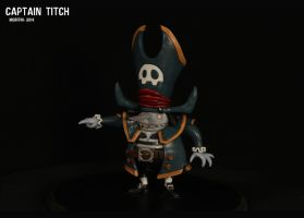Captain Titch by MorffinCreations
