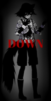MMD - Human Boris The Wolf - Download Down by ShiinaRei