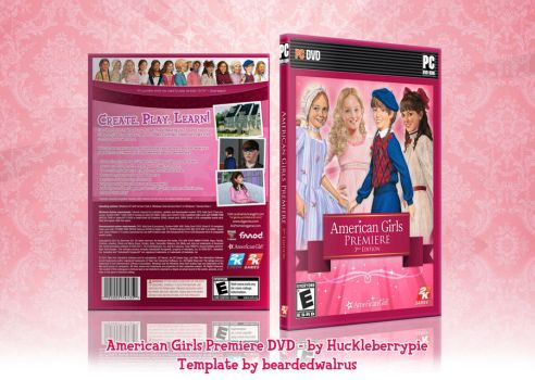 American Girls Premiere DVD by huckleberrypie