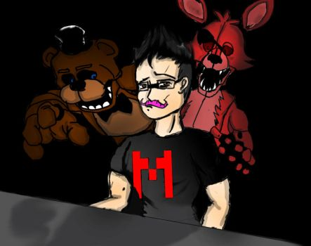 Markiplier and Friends by Nilihas