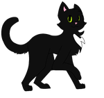 Ravenpaw Commission by maracat0901