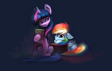 Stop reading this book,  Dash by Ramiras