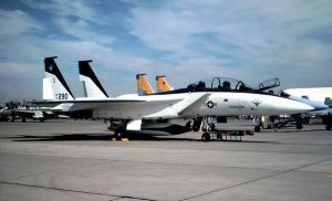 First of the Two Seat Eagles by F16CrewChief