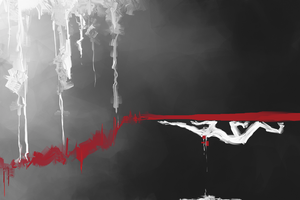#NINvember Day 2 - The Way Out Is Through by SingleDeadPixel