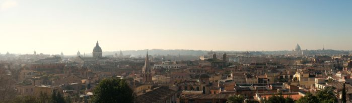 Rome skyline by bubus666