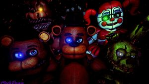 [SFM/FNAF] The Legacy Lives On by MadsDaisie