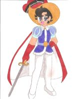 Princess Knight by animequeen20012003