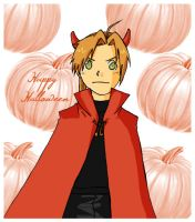 Alphonse - Halloween by Miryel-89