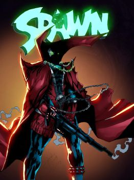 Spawn 1995 Colored by Sigint