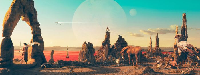 Kepler-16b by theSong