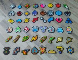 All badges update by bGilliand