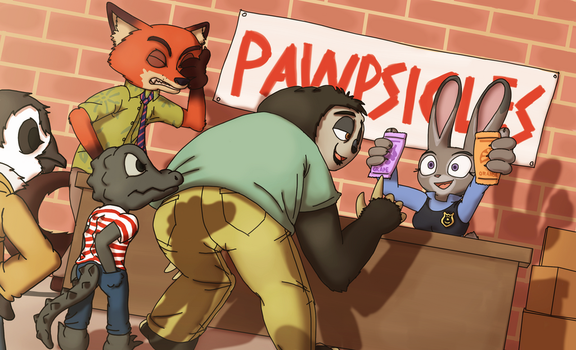 Let's Slow This Popsicle Stand by PolymerWantACracker