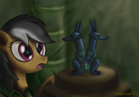 Daring-Do and the Quest for the Sapphire Stone! by TurboSolid
