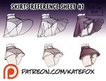 Skirts set 1 by Kate-FoX