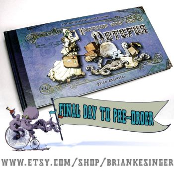 final day to preorder by BrianKesinger