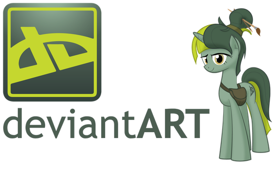 My Little DeviantART by ParallaxMLP