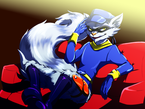 Slycooper by AfterLog