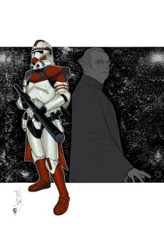 ...CC-4477 and Sheev... by thesealord