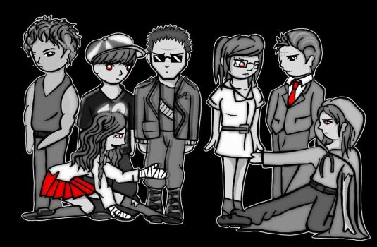 Survivors by TheSingBlueSilver