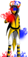 Sollux's Ancestor by Hidden-in-the-Mist
