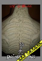 Der TODESKING Bone Spine plt.2 by crudelia
