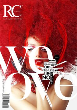 RC MAGAZINE COVER VOL2 by palax