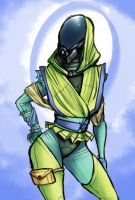Quarian by Aliveat