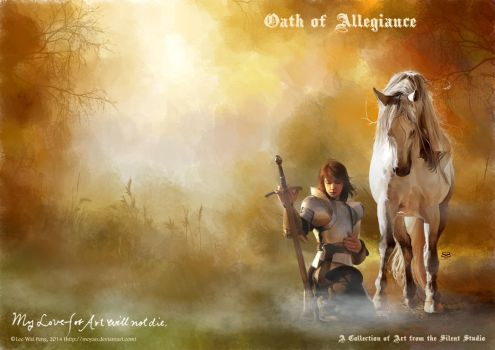 Oath of Allegiance by moyan