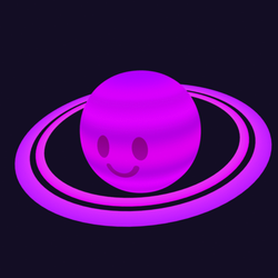 lil planet (spinny edition) by hugsohugs