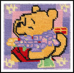 Pooh - Royal Paris Tapestry by xMelodyHeartsx