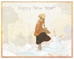 Happy New Year! by DarkSunRose